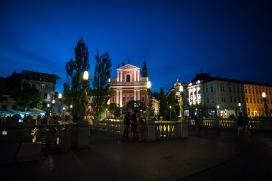Ljubljana   © Ruperta M. Steinwender
