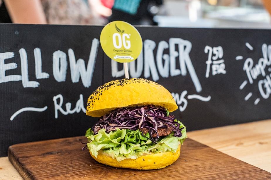 Burger | © Ruperta M. Steinwender