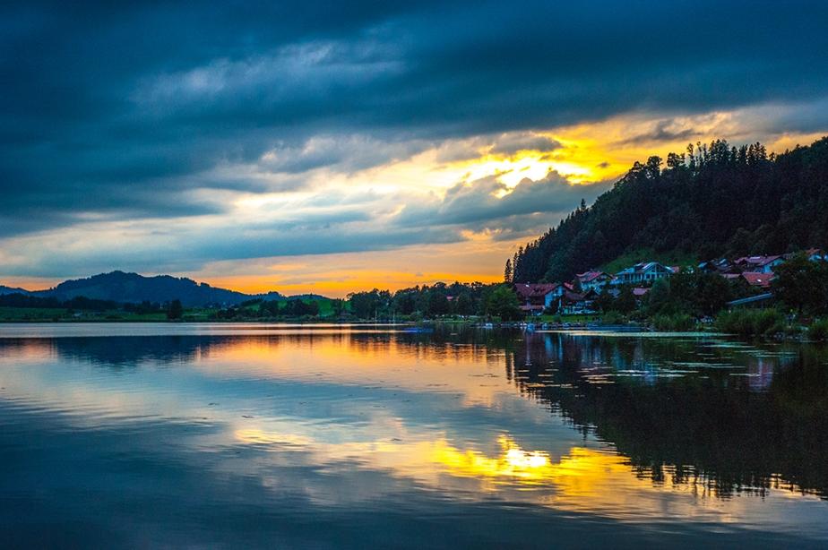 Hopfen am See – eine Bilderbuchlandschaft imOstallgäu