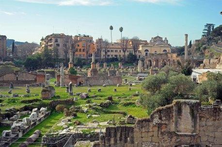 Rome | © Ruperta M. Steinwender